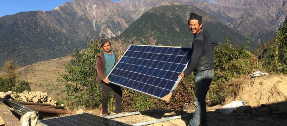 Chetang Microgrid Gham Power
